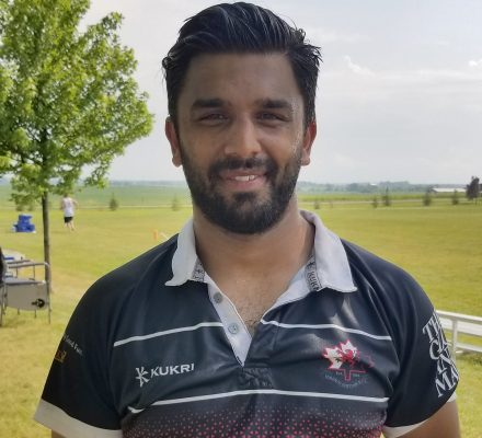 Man of the Match: Asad Chaudry