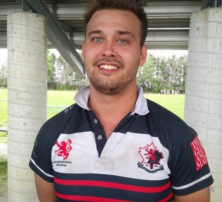 Man of the Match: Brandon Kostyk