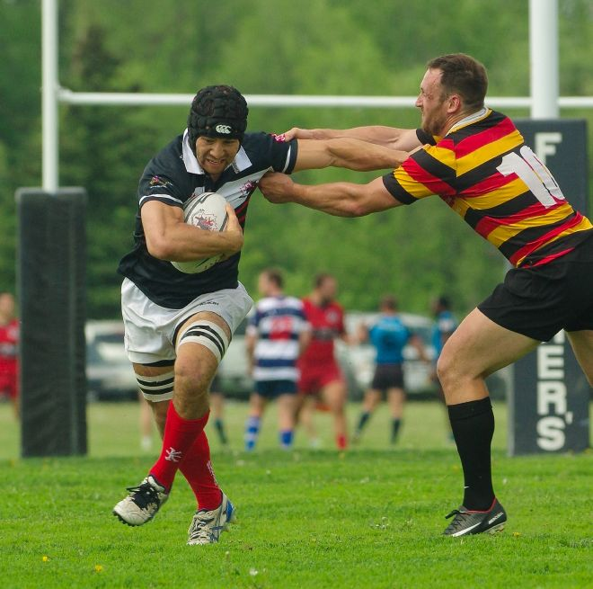 TSRFC Men's Rugby