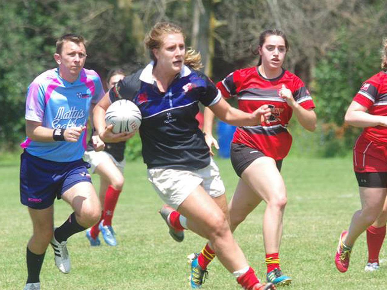 TSRFC Women's Rugby
