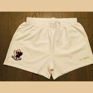 TSRFC White Shorts